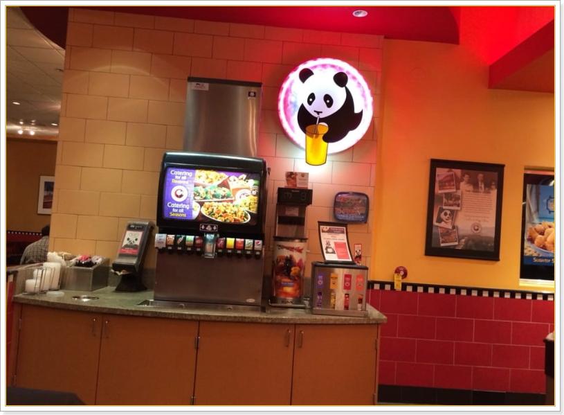 Panda Express & Coca Cola