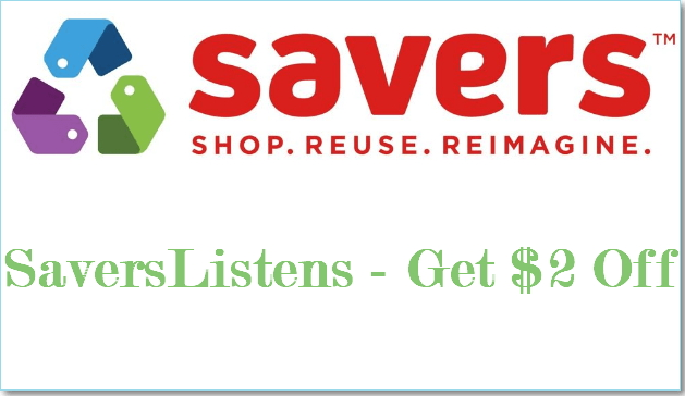 saverslistens survey offer