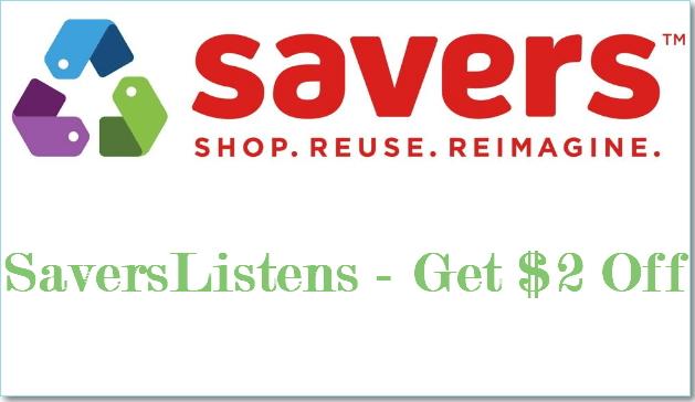 saverslistens survey offer