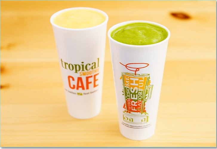 tropical smoothie survey offer