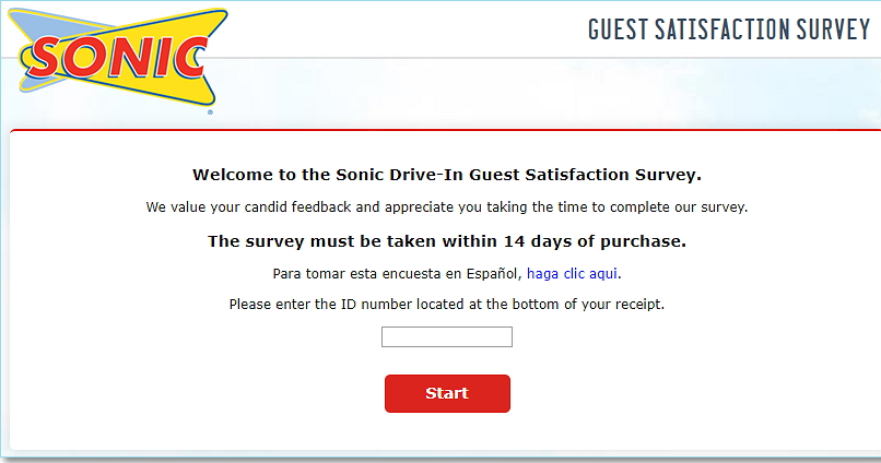 talktosonic.com homepage